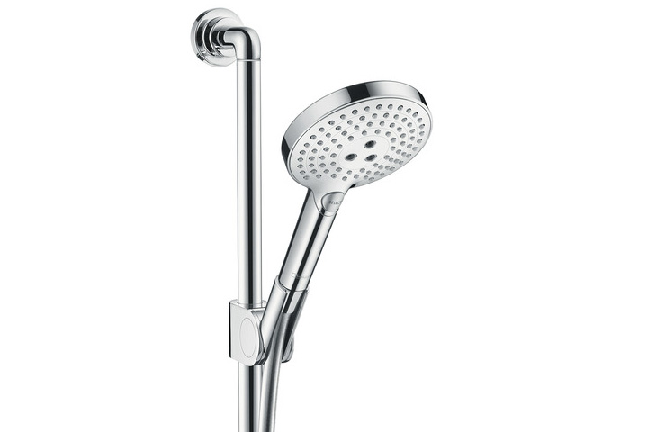 AXOR Citterio shower set with Raindance Select